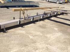 Stainless Steel Conveyor 10 inch's x 21.5 feet