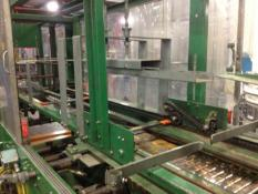 ABC Model 156 Decaser for Glass or Plastic Containers Uncaser